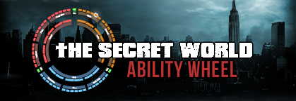The Secret World Ability Wheel